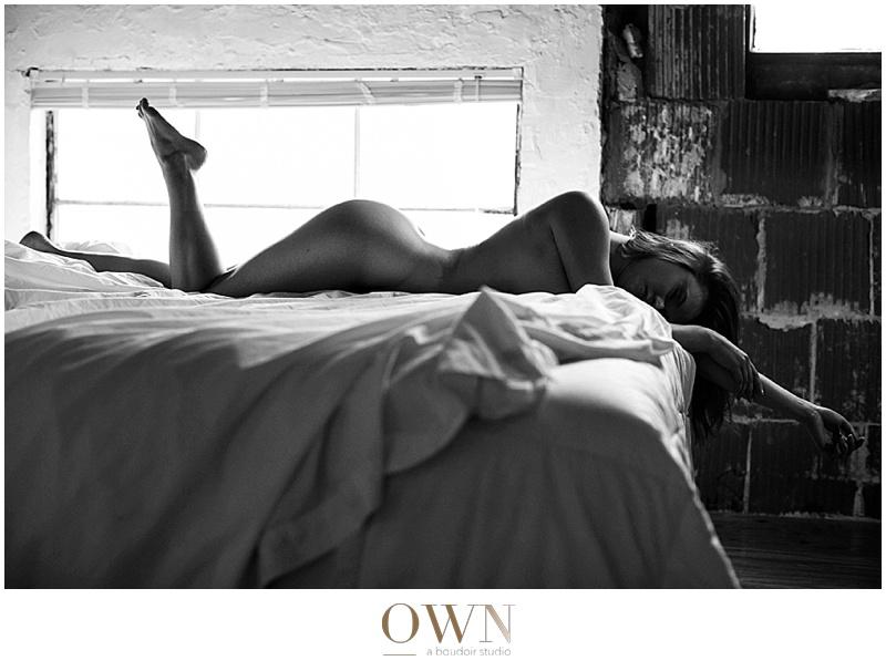 boudoir client experince in atlanta own boudoir