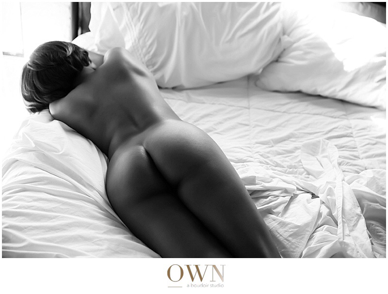 sheets only african american boudoir photographer photography atlanta studio photoshoot nude classy erotic