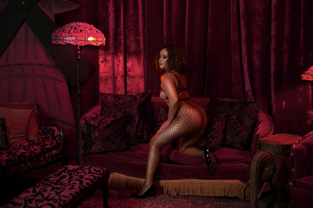 atlanta burlesque shoot, burlesque boudoir, atlanta boudoir photographer, atlanta boudoir photography