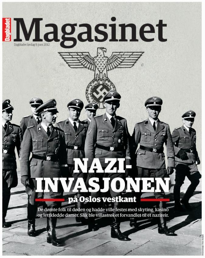 """""""Festung Furulund"""" I 1943 tok nazistene over et helt nabolag på Oslos beste vestkant. Det var en sterk opplevelse å få historien fortalt av dem som faktisk levde den. (Dagbladet Magasinet)"""