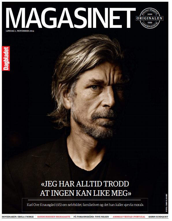 Sex, røyk og rock'n roll (2014) - 24 timer med Norges mest kjente nålevende forfatter. På rocketurné.