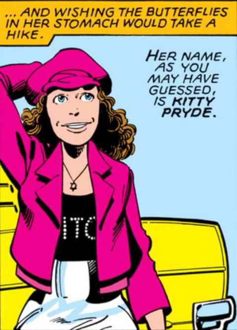 Kitty Pryde in Uncanny X-Men #138