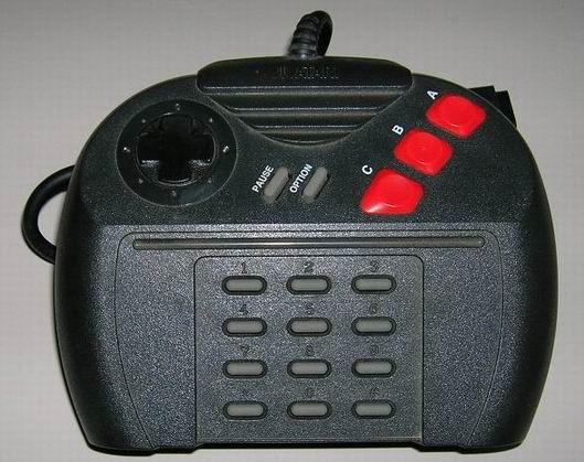Atari jaguar controllerCC BY-SA 2.5