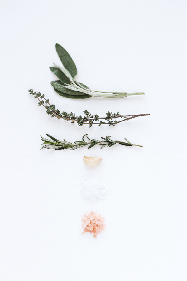 Herb Salt for Besotted Blog | Vicinity Studio