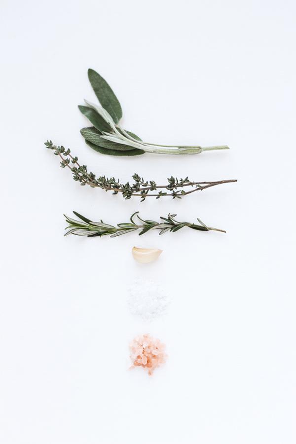 Herb Salt for Besotted Blog | Vicinity Studio