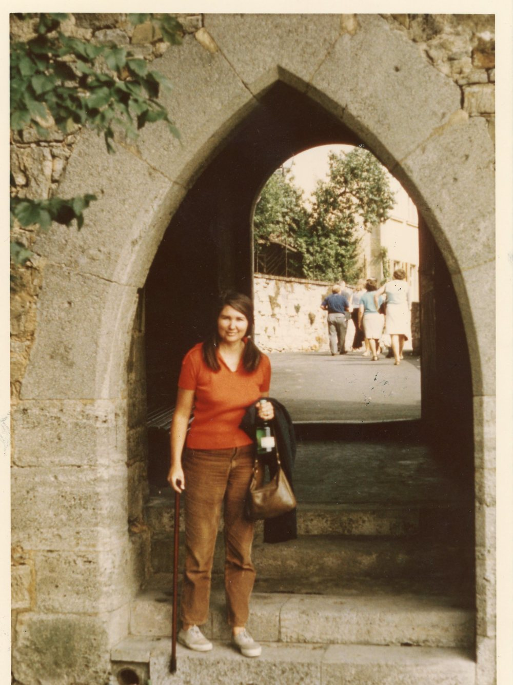 Barb visit to Germany 1971.jpg