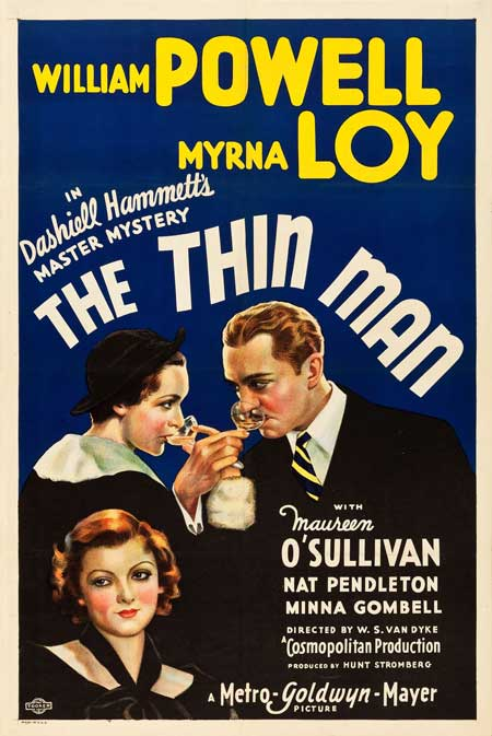 1934 The Thin Man poster (in public domain)