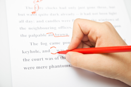 Side-stepping copyediting & proofreading invites frustrated readers (image licensed by Colleen Collins)