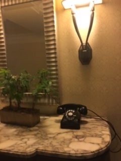 Phone from 1930s hallway ninth floor Brown Palace.JPG