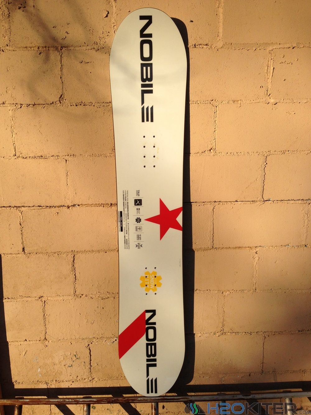 Nobile Kite Snowboard