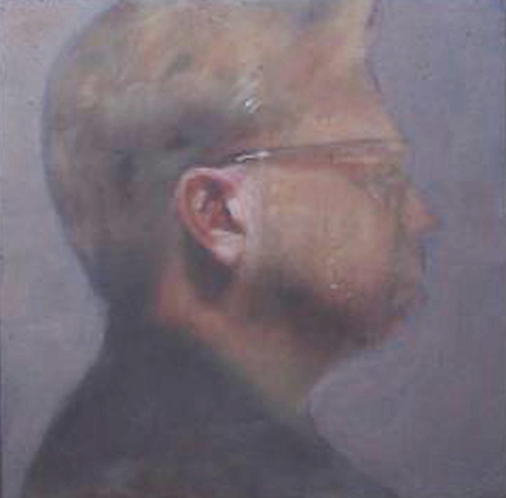 Portrait of M Metrault