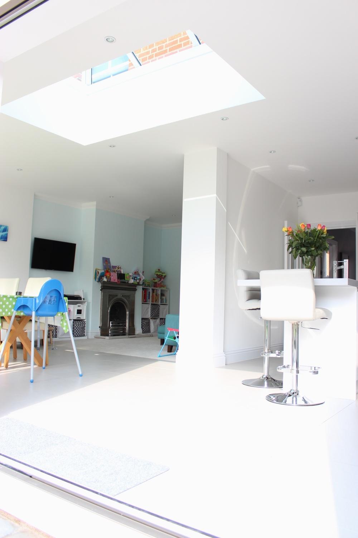 Nick and Jodie\'s House — Longman Developments Ltd