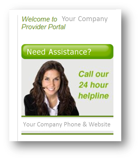 Whitelabeling Have your company name and information available for people to see. Gotanga wants you to be front and center. We're just here to support you.