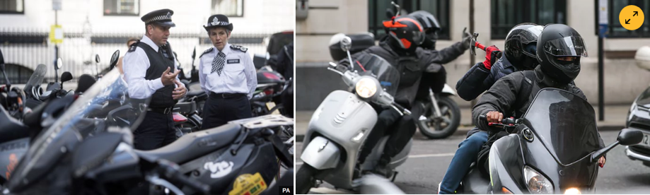 The UK motorcycle industry views scooter crime as an existential threat. But is it an opportunity for Cloud Parc?