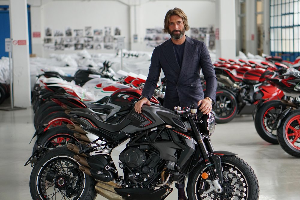 "When confronted with our spy video, MV Agusta's third-generation CEO Giovanni Castiglioni told us, ""With recent restructuring and new investment, MV Agusta has turned a corner as a company. We are confident that, soon, our self-riding motorcycle, the 'Ghost', will be able to turn corners too."""