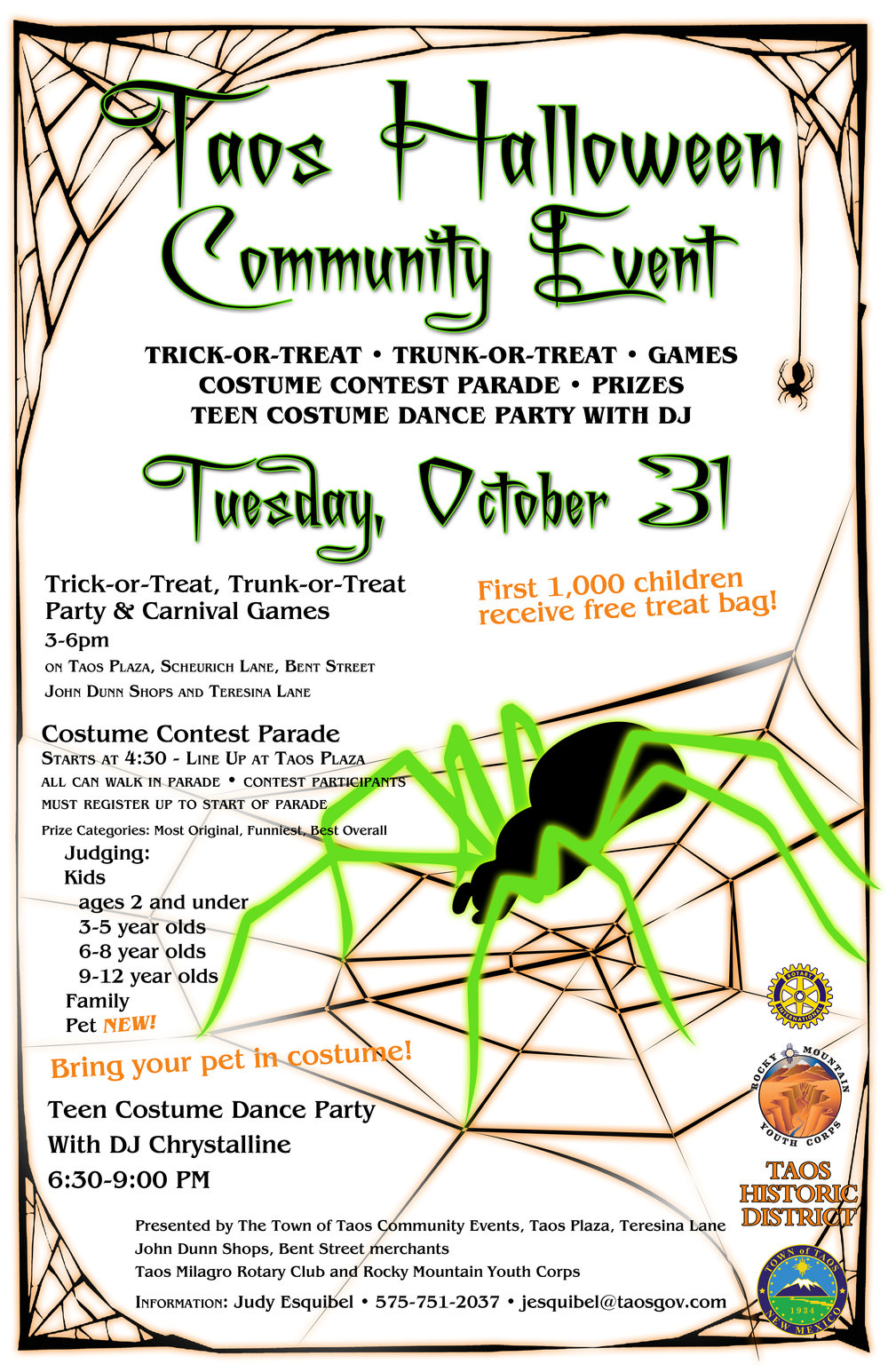 Taos Halloween Community Event Flyer in white 2017.jpg