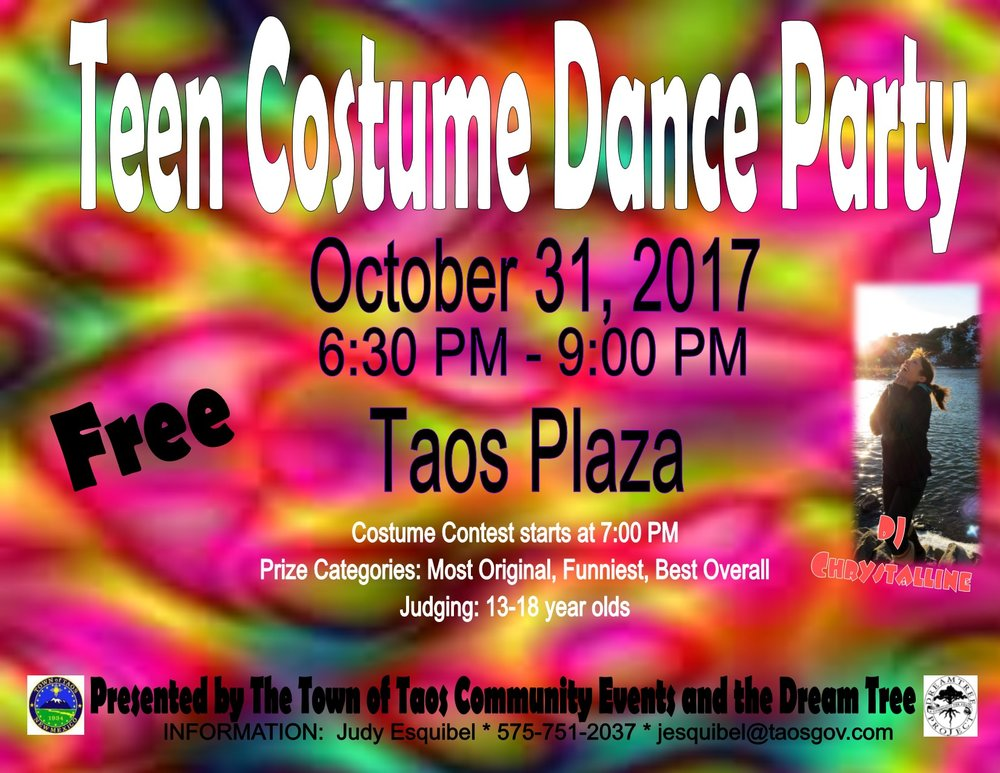 Teen Costume Dance Party with DJ Chrystalline 2017.jpg