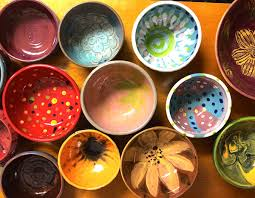 The Fire Playce, A paint your own pottery studio in Taos 308 Paseo Del Pueblo Sur Saturday, December 9th, open till 8pm and 10% off! Perfect time to make some holiday gifts.