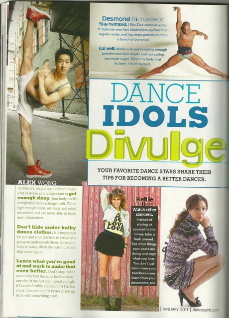 Dance Spirit  Magazine