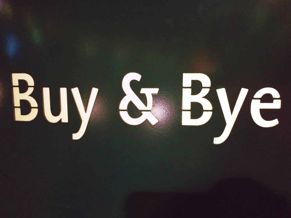 Buy Bye, Israel