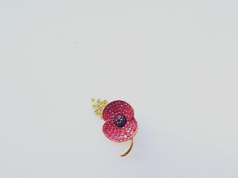 Tiny poppy
