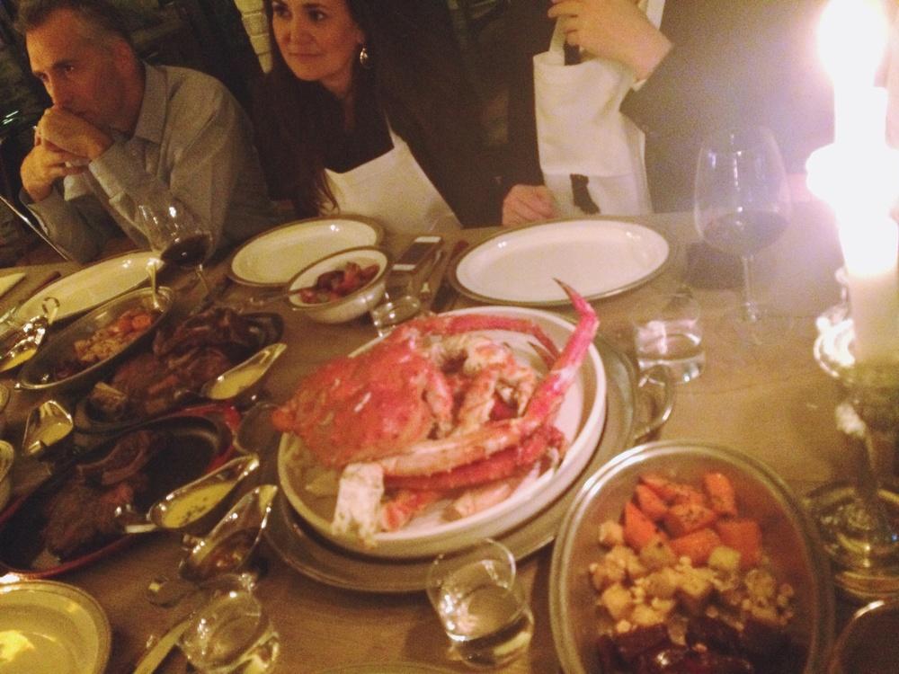 Dinner @ Beast.