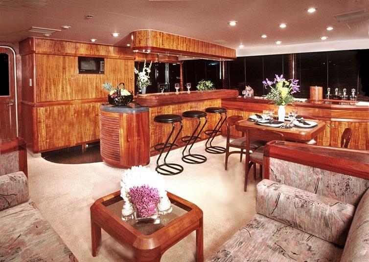 Croupier Interior