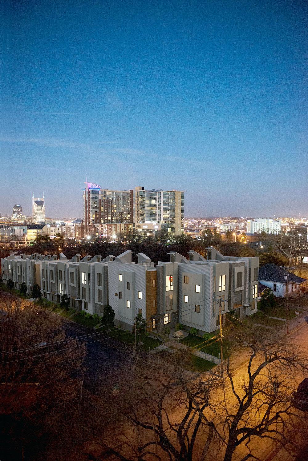Aeria Architectural Rendering