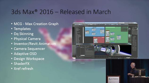 3DS MAX 2016 SP1