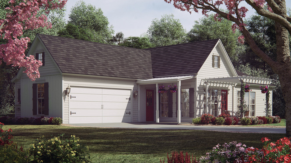 Copy of Country Cottage Rendering