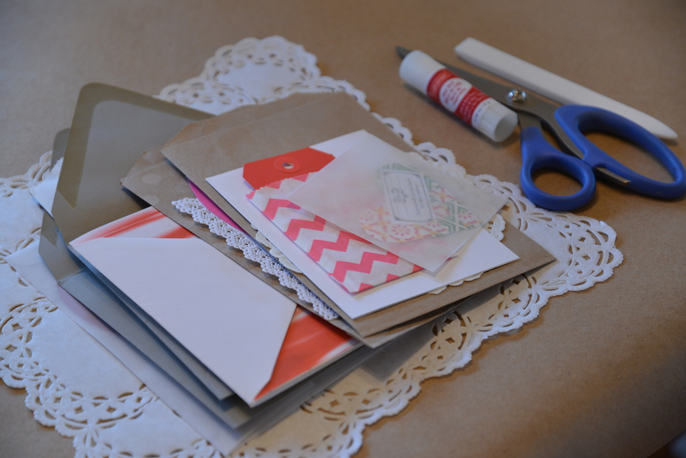 valentine's making class @ paper seahorse in hyde park