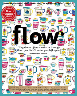 FLOW - a magazine for paper lovers.  So excited to carry my favorite magazine ever! Issue 8 is in now.  If you have never heard of FLOW it is from the Netherlands and will inspire you in many ways.  Enjoy!