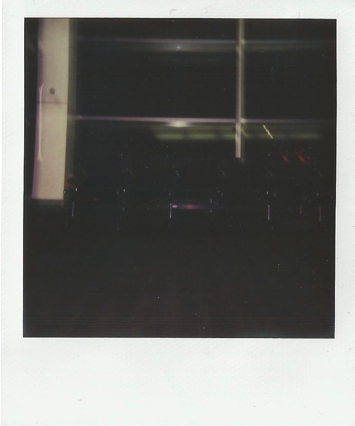 SEA-TAC Airport at 10pm