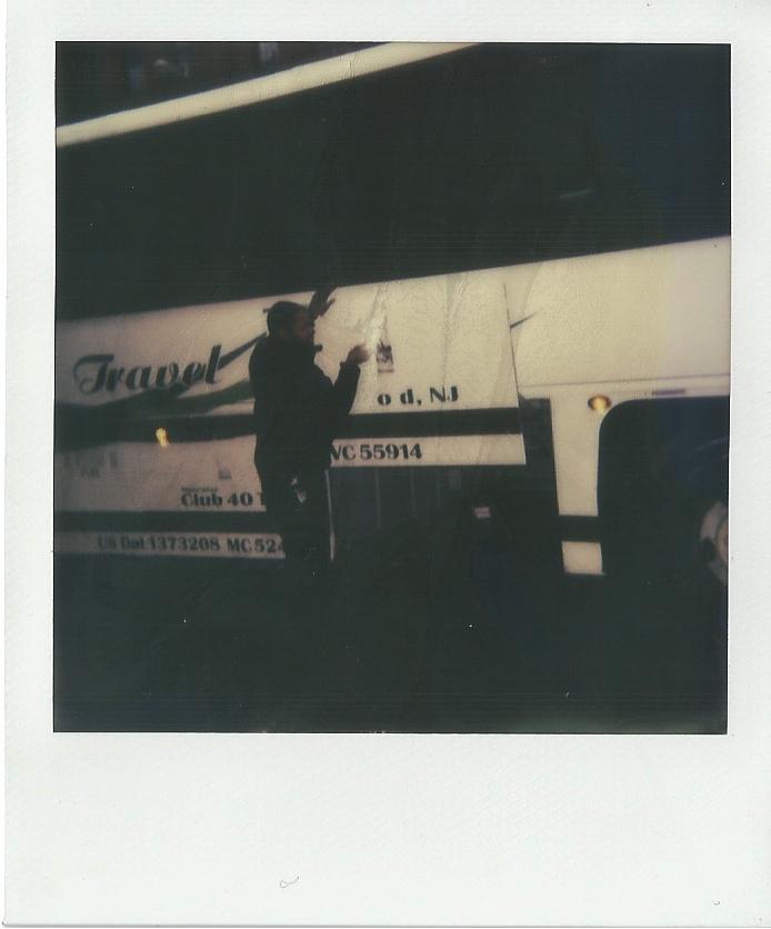 PHL > NYC via China Bus