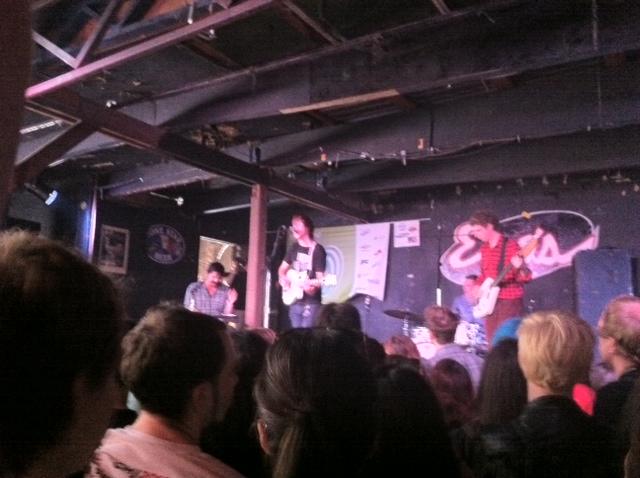 SXSW Music - quick update