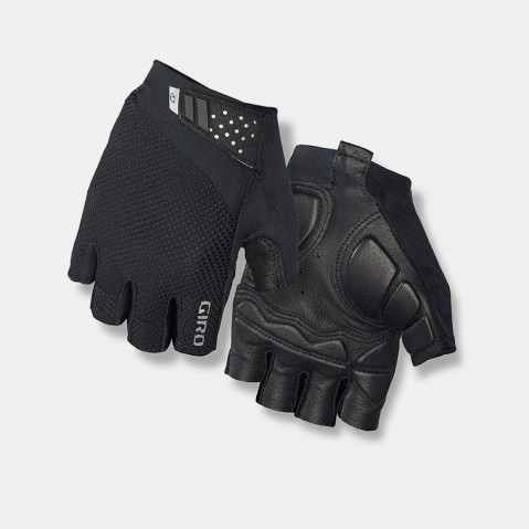 MONACO™ II GEL - Designed for high-performance riders, the Monaco's vented leather palm and breathable construction is combined with Technogel® padding for exceptional pressure distribution and fit.