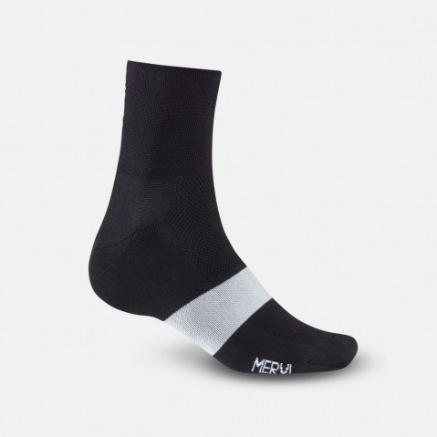 CLASSIC RACER - The Classic Racer™ sock is unbelievably comfortable, yet durable enough for the toughest riding. Made with Meryl® Skinlife™ fibers, it offers superior moisture management and fit.
