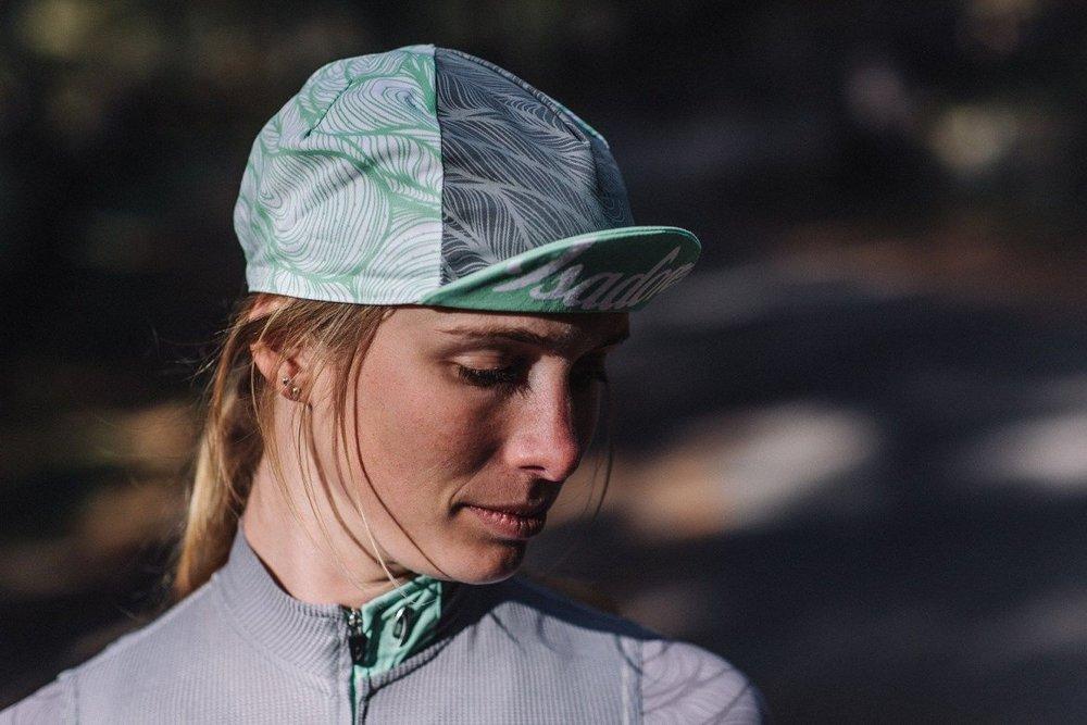 CLIMBER'S CAP ETNA - 100% cotton italian styled cap.