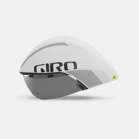 AEROHEAD ULTIMATE MIPS - Giro's fastest time trial helmet ever. They leveraged every resource available to create a helmet that tops the podium in speed, weight, style and comfort.
