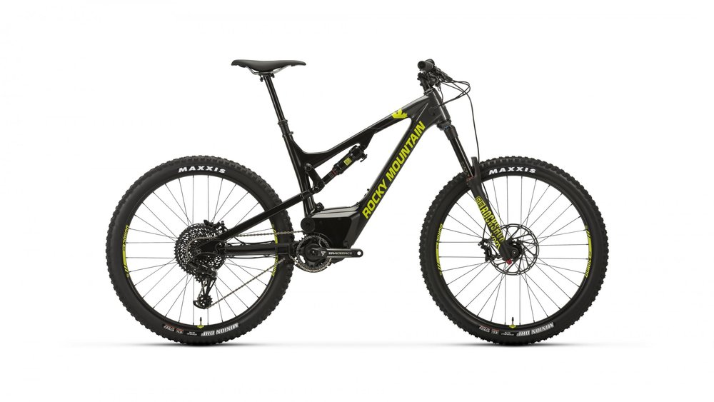ALTITUDE POWERPLAY CARBON 50 & 70 - Ride more, further, faster. The Altitude Powerplay brings cutting-edge power to an aggressive trail bike, and opens the door to amazing terrain for all. Size M & L.