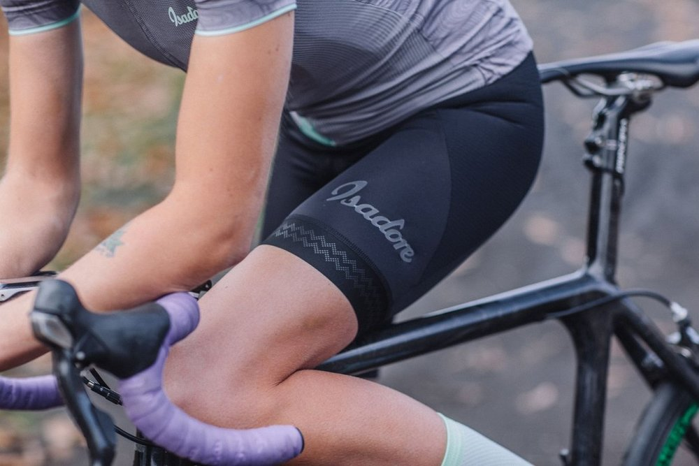 CLIMBER'S BIB SHORTS WOMEN - All season, well-designed & comfy bibs.