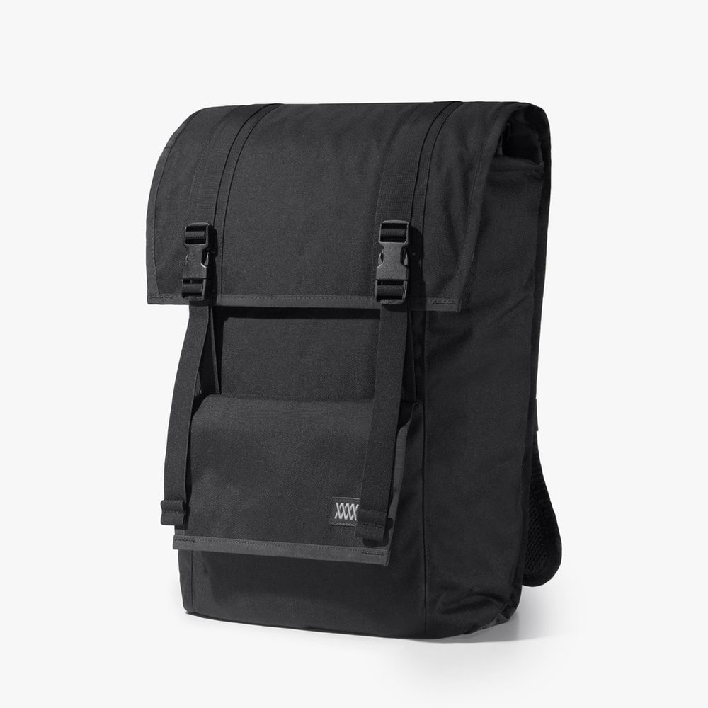 THE FITZROY - 40L Backpack. The Fitzroy is an impenetrable fortress of a pack. Built to last a lifetime with waterproof fabrics and military spec. construction.