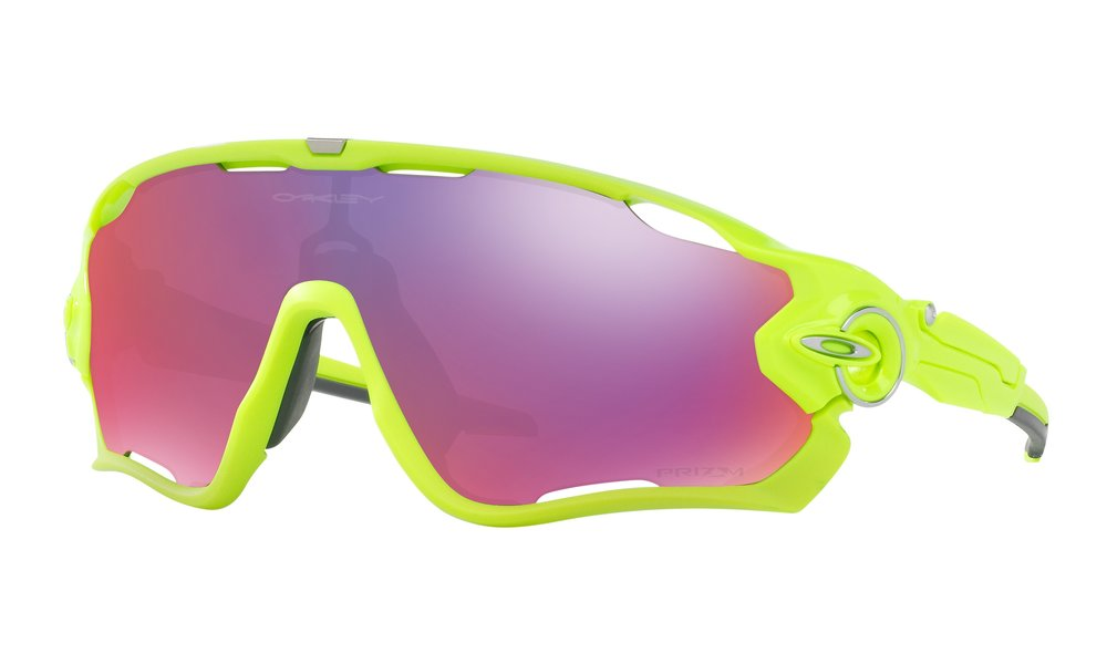 JAWBREAKER™ PRIZM™ ROAD RETINA BURN COLLECTION - Jawbreaker™ is the ultimate sport design - answering the demands of world-class athletes with a 40 year heritage of uncompromising excellence.