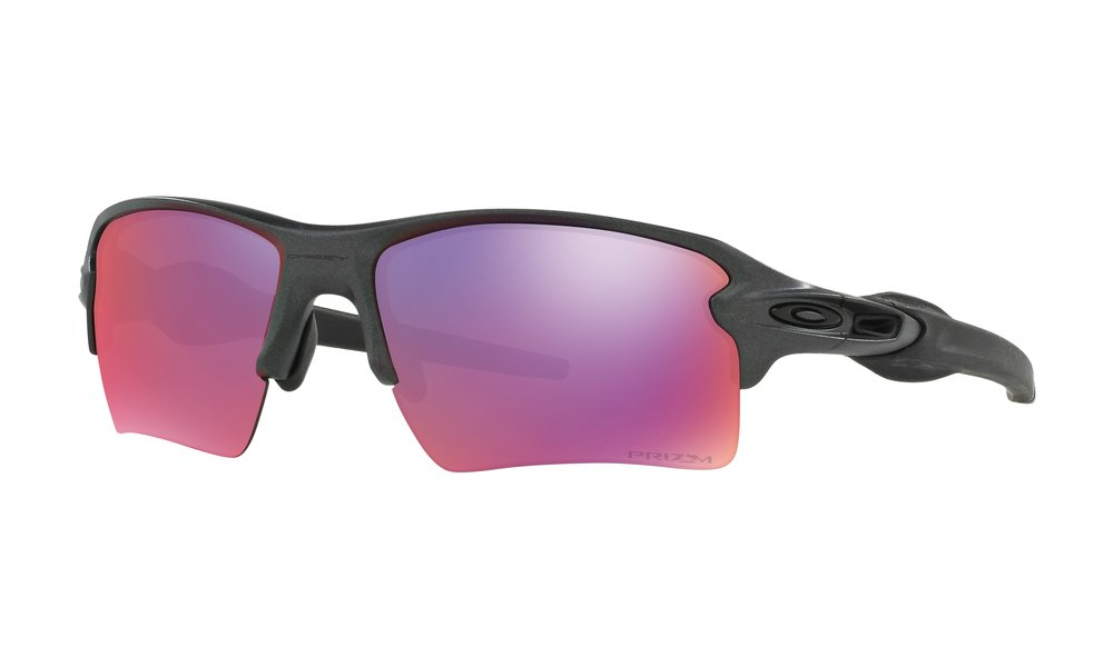 FLAK™ 2.0 XL PRIZM™ ROAD - Oakley engineering takes performance to the next level. Flak 2.0 offers a standard size frame with enhanced lens coverage.