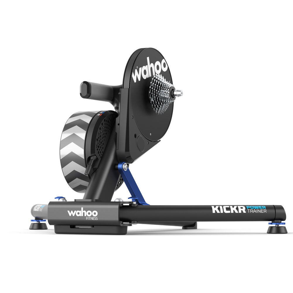 KICKR - The ultimate in power, accuracy and responsiveness tuned for the most demanding cyclists.