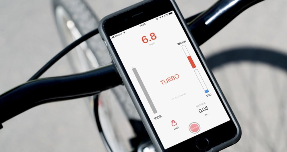 CHOOSE YOUR MODE - Open the app. Choose the level of assistance from Turbo, Standard, and Eco and ride. Or go Exercise for a serious workout. Simple.