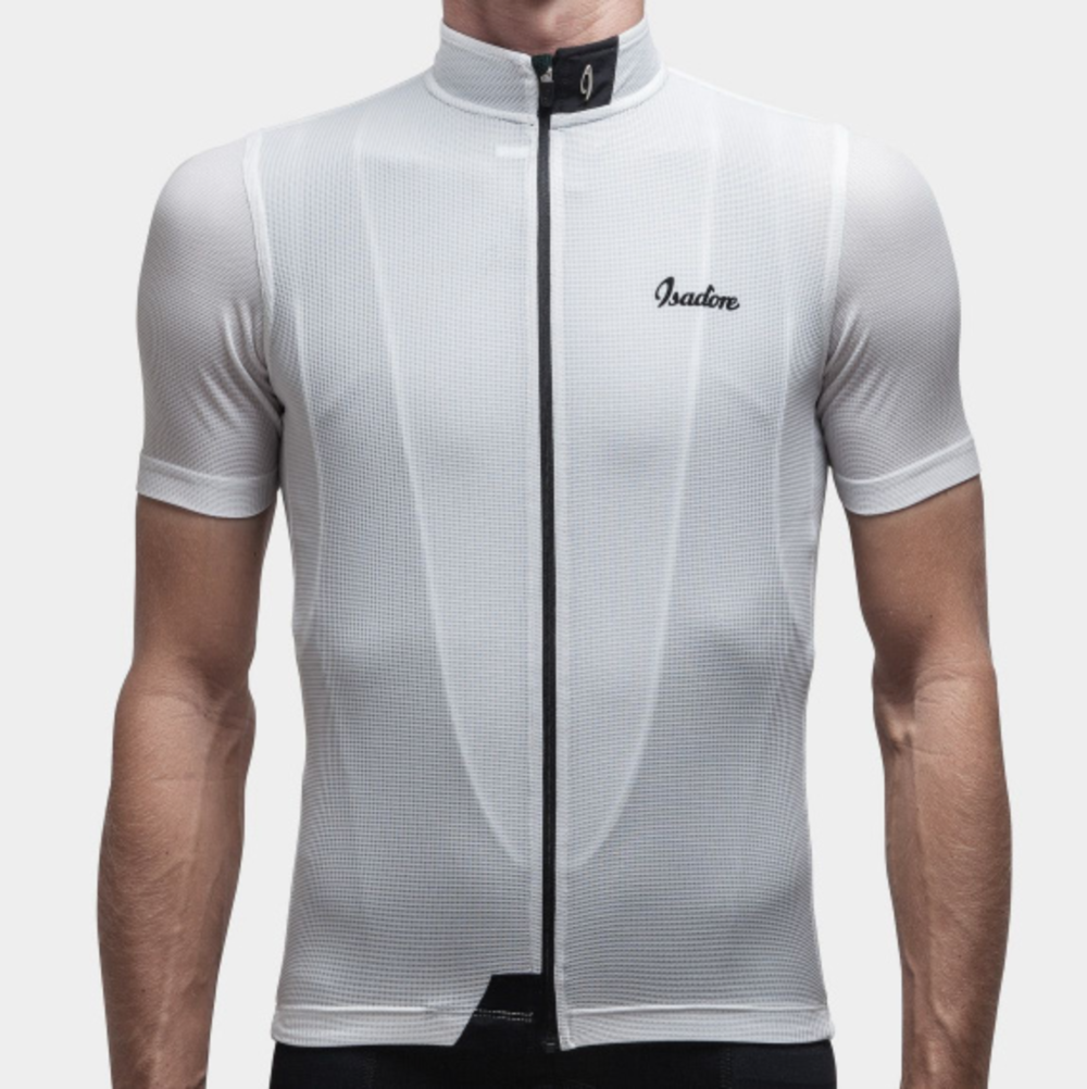 ISADORE Woolight Jersey Bright White Men — Cycle Store Zurich 5adc76846