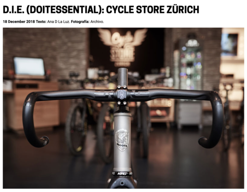 0e5736f2ec0 NEWS - Cycle Store Zurich