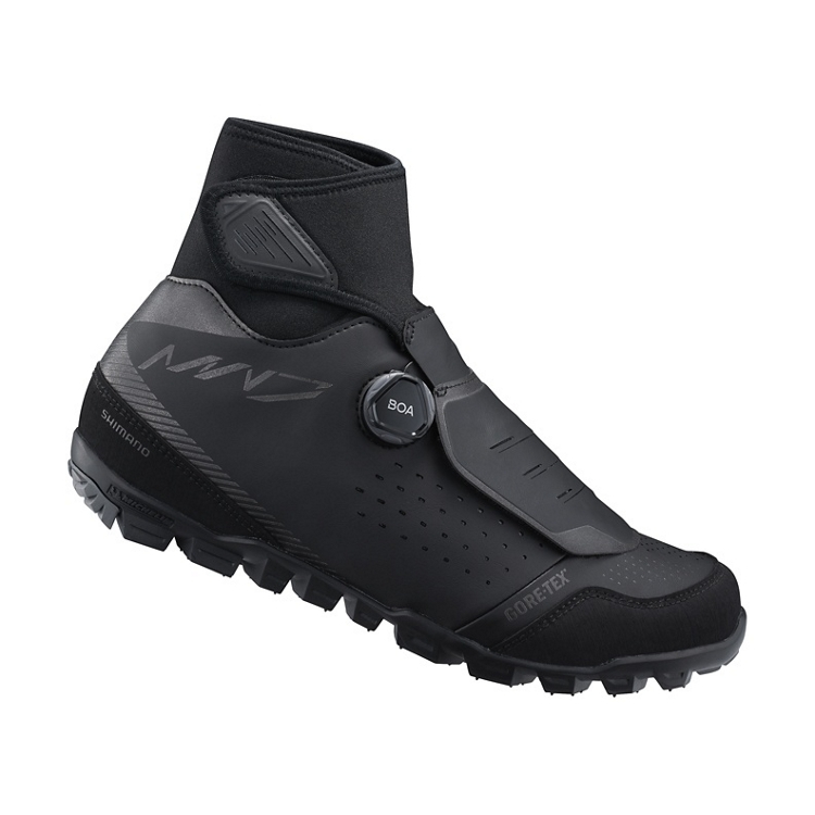 SH-MW701 - Tough, insulated, waterproof, and comfortable shoe built for riders without an off-season.