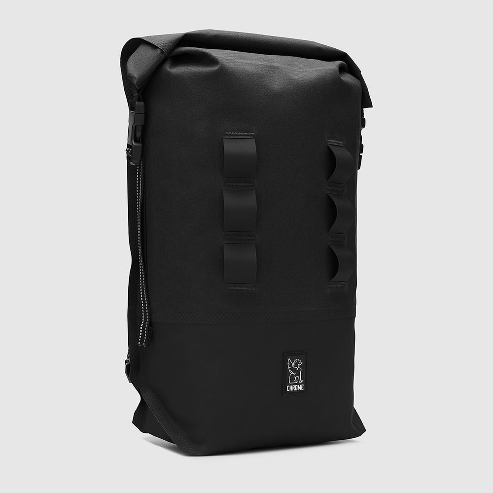 URBAN EX ROLLTOP 18L BACKPACK - Compact, 100% waterproof, tough as nails. The best commuter dry bag on the streets.